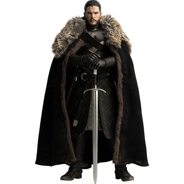Game of Thrones 1/6 Scale Action Figure: Jon Snow (Season 8)