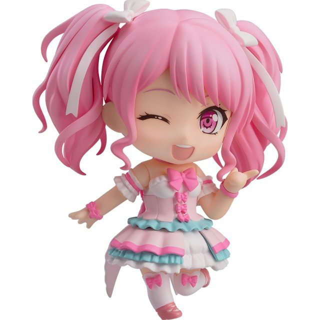 NENDOROID NO. 1139 BANG DREAM! GIRLS BAND PARTY!: AYA MARUYAMA STAGE OUTFIT VER.