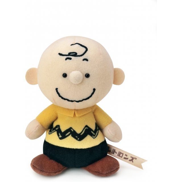 Peanuts Retorons Plush: Charlie Brown