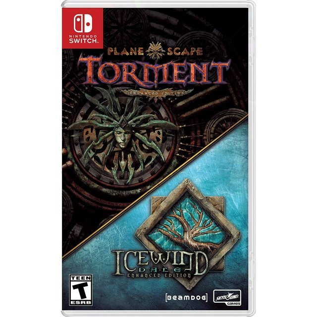 Planescape: Torment: Enhanced Edition / Icewind Dale: Enhanced Edition