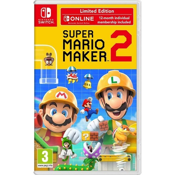 Super Mario Maker 2 [Limited Edition]