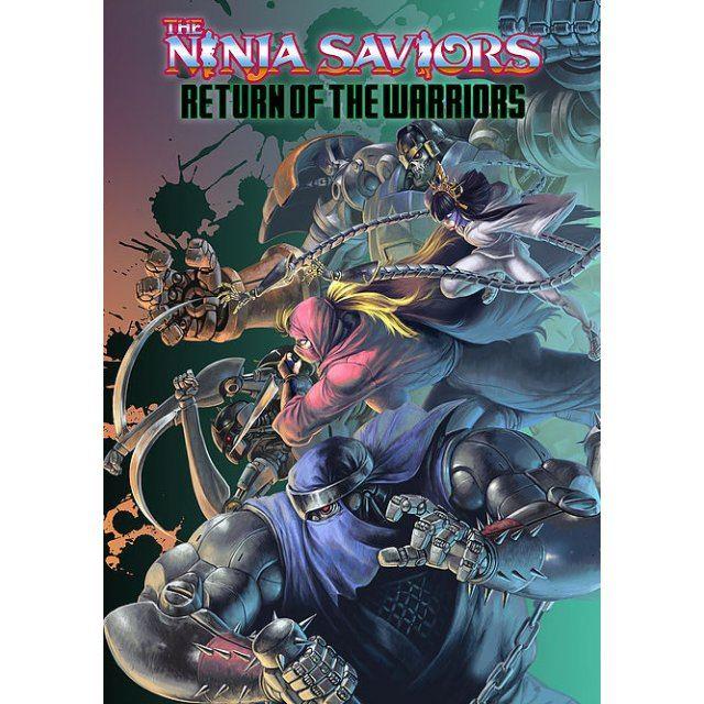 The Ninja Saviors: Return of the Warriors (Multi-Language)