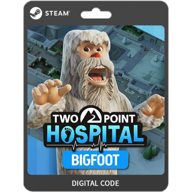 Two Point Hospital - Bigfoot (DLC)