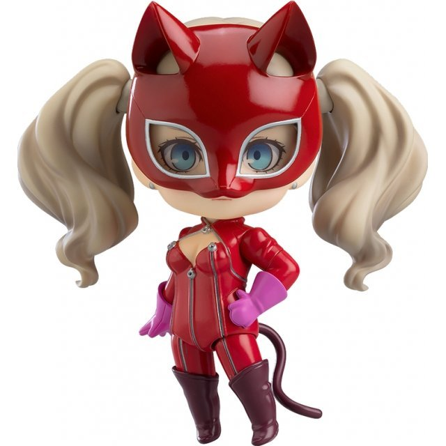 Nendoroid No. 1143 Persona 5 the Animation: Ann Takamaki Phantom Thief Ver.
