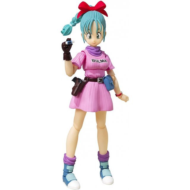 S.H.Figuarts Dragon Ball: Bulma -Beginning of Great Adventure-