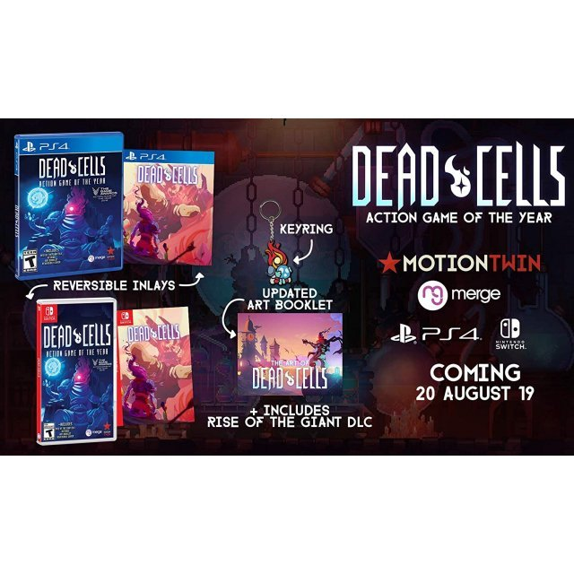 Dead Cells [Action Game of the Year]