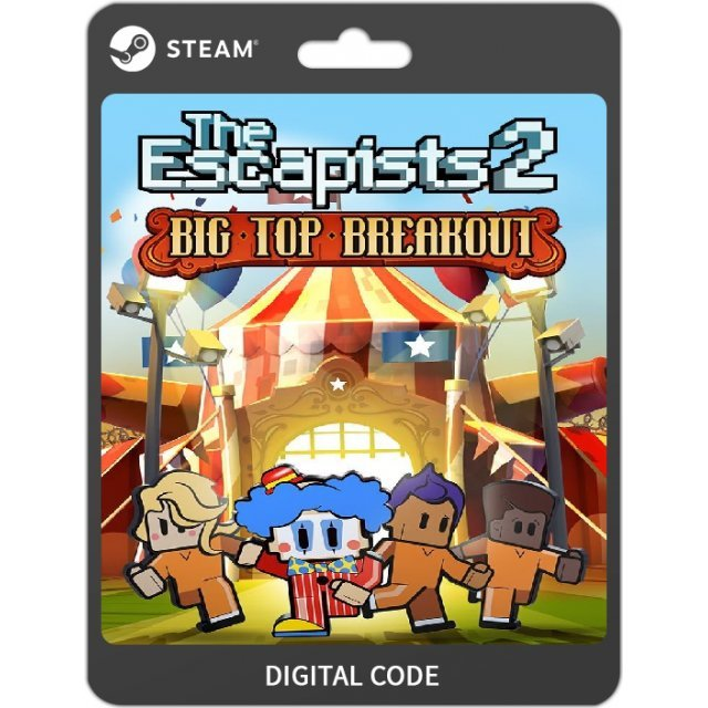 The Escapists 2 - Big Top Breakout [DLC]