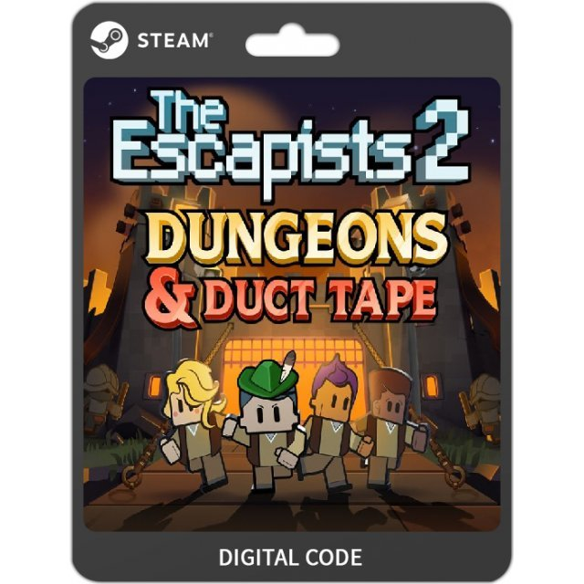 The Escapists 2 - Dungeons and Duct Tape [DLC]