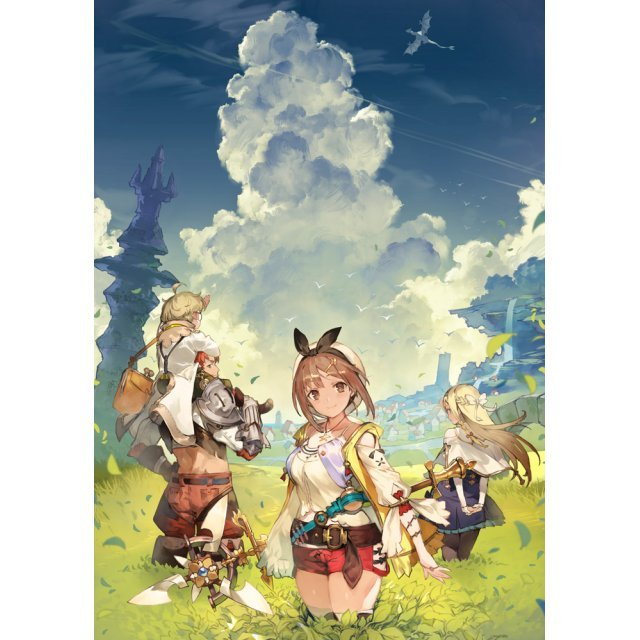 Atelier Ryza: Ever Darkness & the Secret Hideout (Premium Box) [Limited Edition]