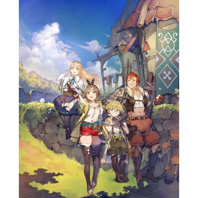 Atelier Ryza: Ever Darkness & the Secret Hideout (Special Collection Box) [Limited Edition]