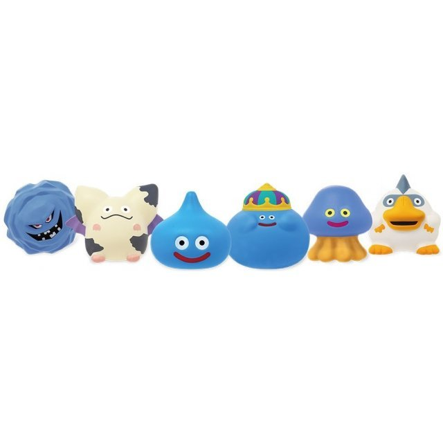 Dragon Quest Yawaraka Monsters Collection (Set of 12 pieces)