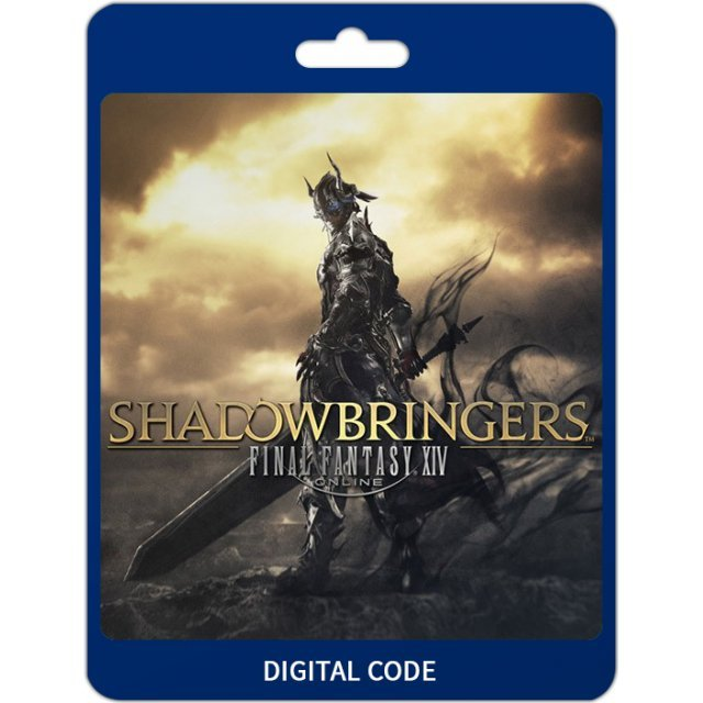 Final Fantasy XIV: Shadowbringers [Expansion Pack]