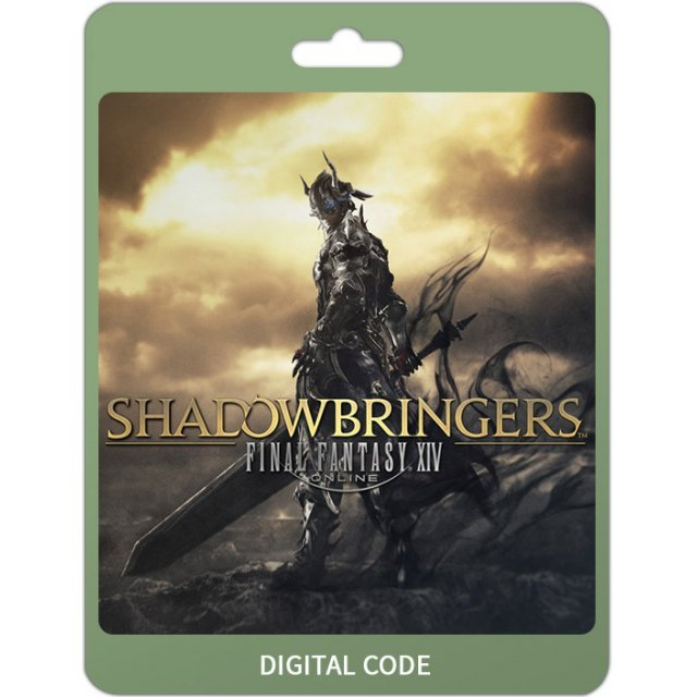 Final Fantasy XIV: Shadowbringers [Expansion Pack] Official Website digital