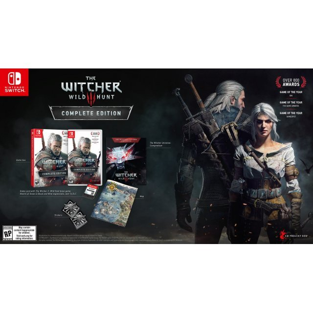 The Witcher 3: Wild Hunt [Complete Edition]
