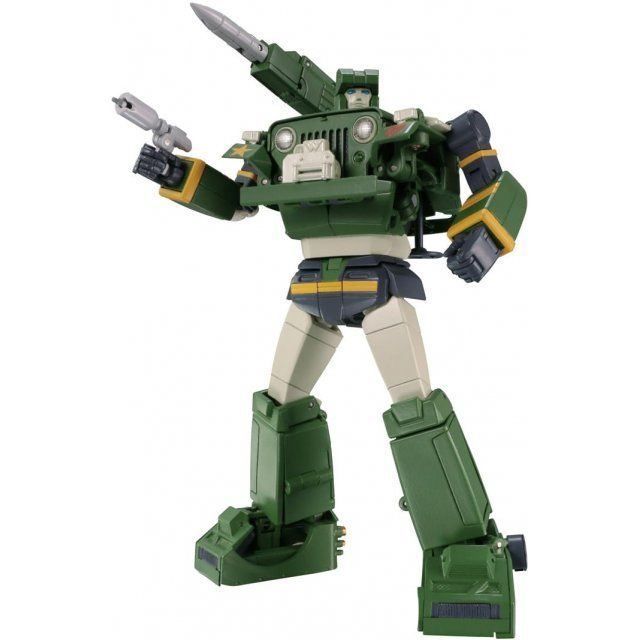 Transformers Masterpiece: MP-47 Hound