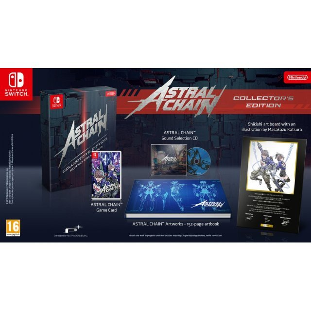 Astral Chain [Collector's Edition]