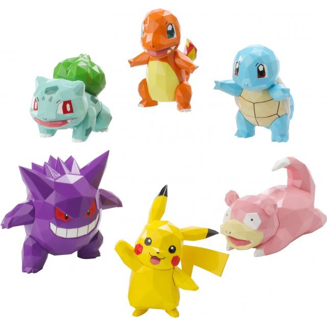 POLYGO Pokemon Mini Collection (Set of 8 pieces)