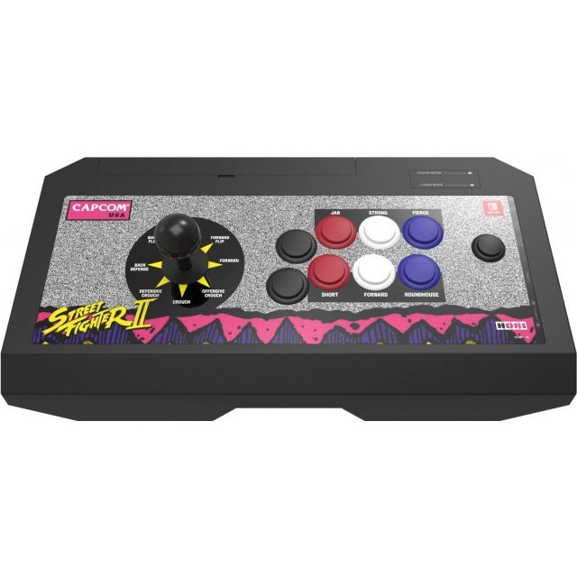 Real Arcade Pro for Nintendo Switch (Street Fighter II Classic Arcade Edition)