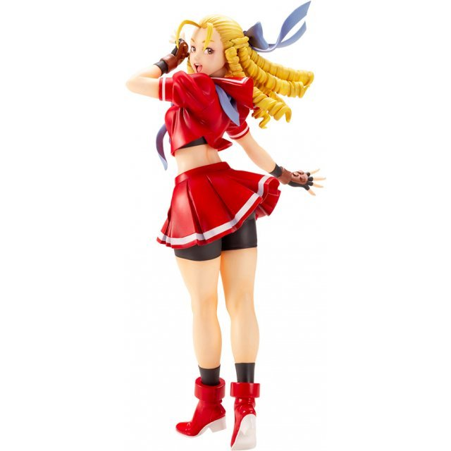 Street Fighter Bishoujo 1/7 Scale Pre-Painted PVC Figure: Karin