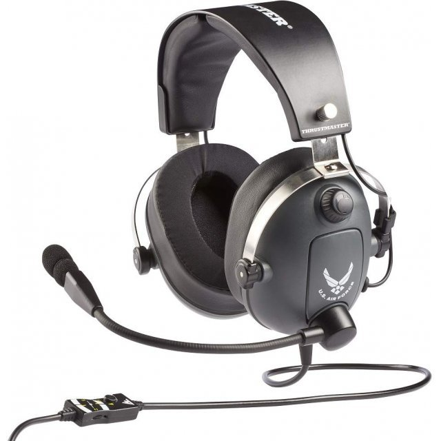 T.Flight U.S. Air Force Edition Gaming Headset for PC / Xbox One / PS4