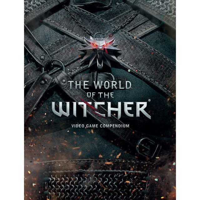 THE WORLD OF THE WITCHER: VIDEO GAME COMPENDIUM (HARDCOVER)
