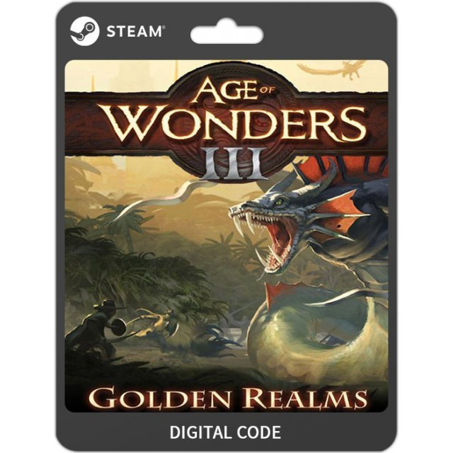 Age of Wonders III - Golden Realms Expansion (DLC)