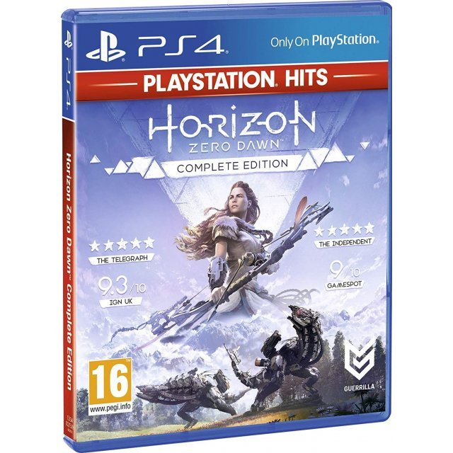 Horizon: Zero Dawn [Complete Edition] (PlayStation Hits)