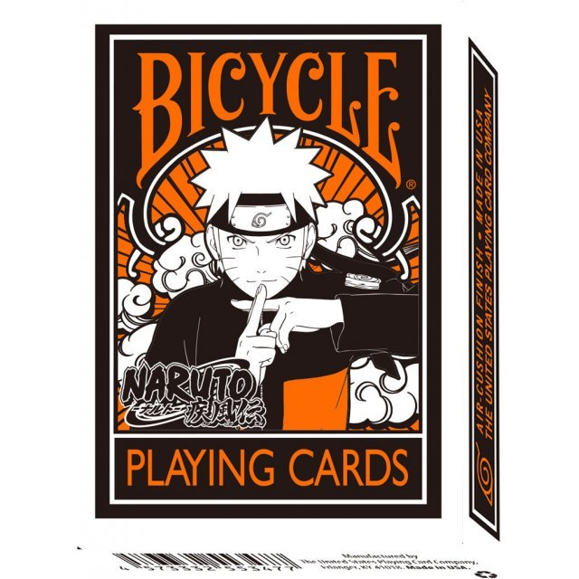Naruto Shippuden Playing Cards Bicycle