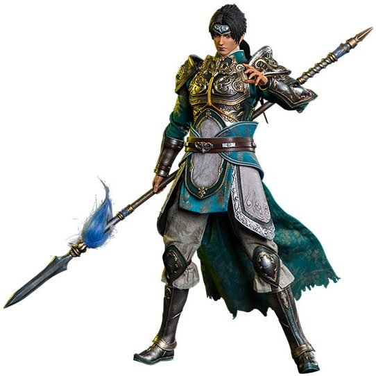 RingToys Dynasty Warriors 9 1/6 Scale Action Figure: Zhao Yun