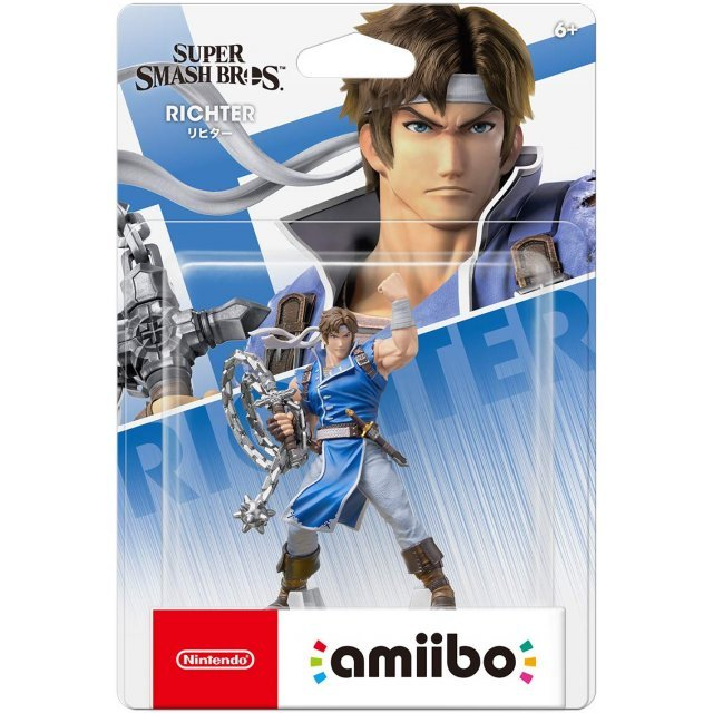 amiibo Super Smash Bros. Series Figure (Richter)