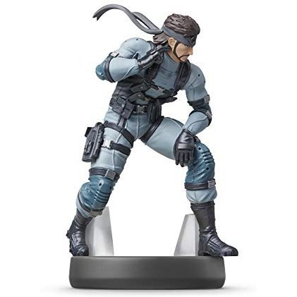 amiibo Super Smash Bros. Series Figure (Snake)