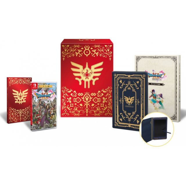 Dragon Quest XI S: Echoes of an Elusive Age [Definitive Edition] (Super Gorgeous Limited Edition)
