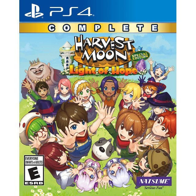 Harvest Moon: Light of Hope [Complete Edition]