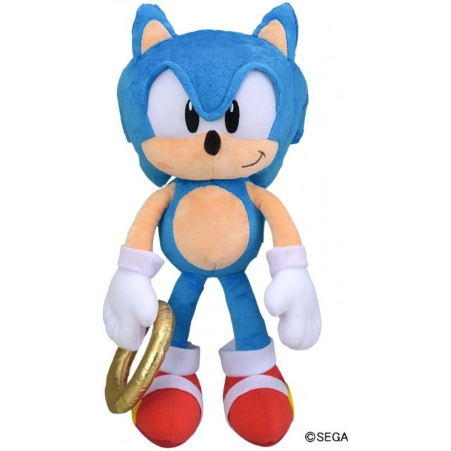 Sonic the Hedgehog Odekake Plush: Classic Sonic