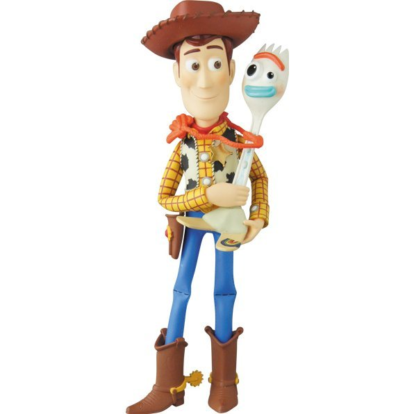 Ultra Detail Figure No. 500 Toy Story 4: Woody & Forky
