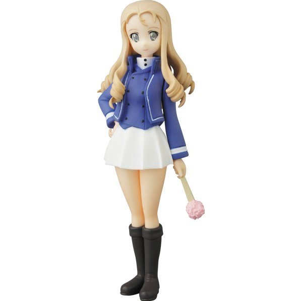 Ultra Detail Figure No. 505 Girls und Panzer das Finale Series 2 1/16 Scale Pre-Painted Figure: Mary