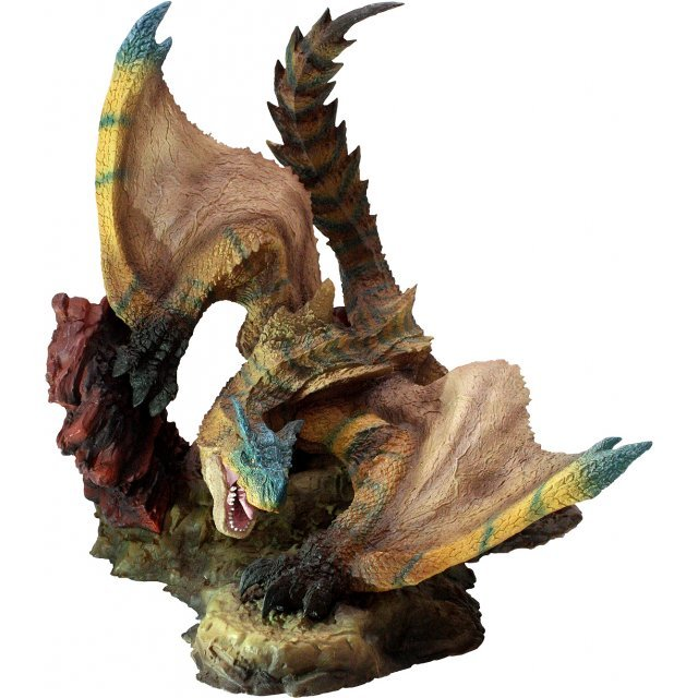Capcom Figure Builder Creators Model Monster Hunter: Tiga Rex Reprint Edition