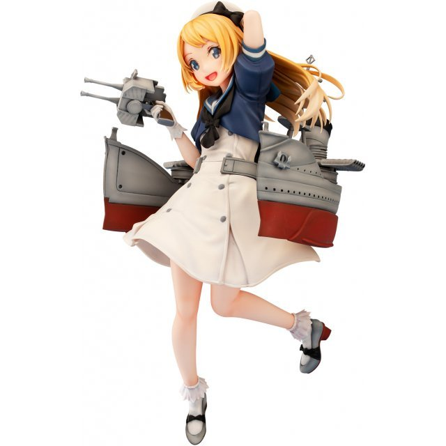 Kantai Collection -KanColle- 1/7 Scale Pre-Painted Figure: Jervis