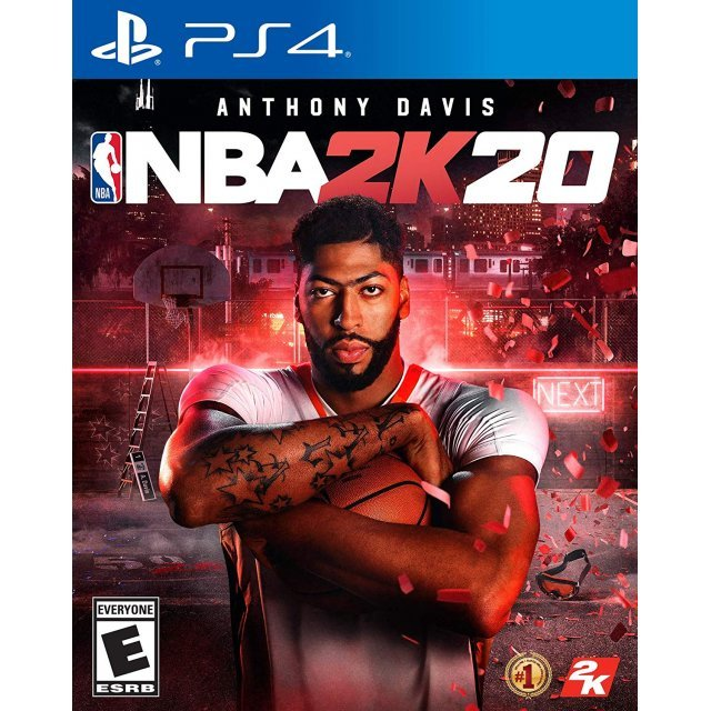 NBA 2K20 (Multi-Language)