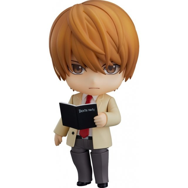 NENDOROID NO. 1160 DEATH NOTE: LIGHT YAGAMI 2.0