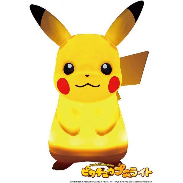 Pocket Monsters Pikachu Puni Light