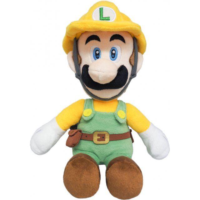 Super Mario Maker 2 Plush: Luigi (S)