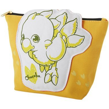 Final Fantasy Pocket Pouch Chocobo