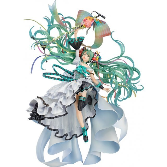 Character Vocal Series 01 Hatsune Miku 1/7 Scale Pre-Painted Figure: Hatsune Miku Memorial Dress Ver.