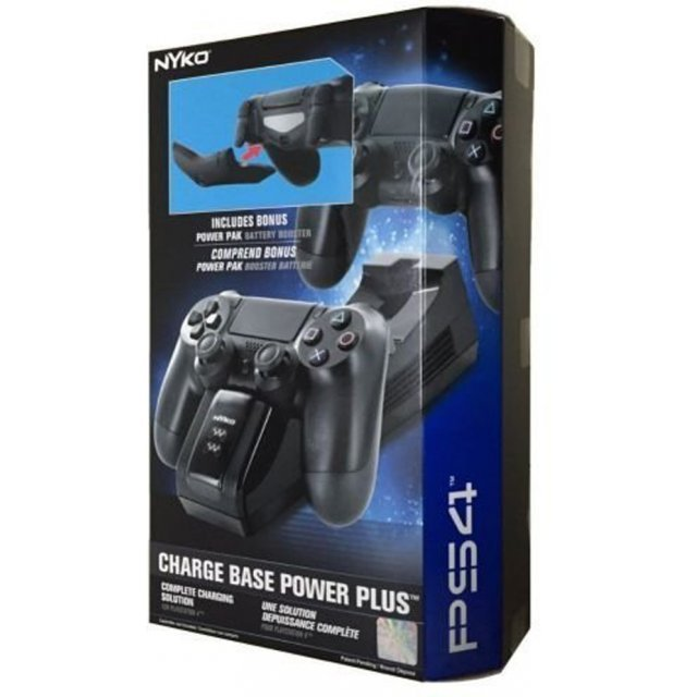 Charge Base Power Plus for PlayStation 4