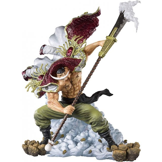 Figuarts Zero One Piece: Edward Newgate -Captain of The Whitebeard Pirates-