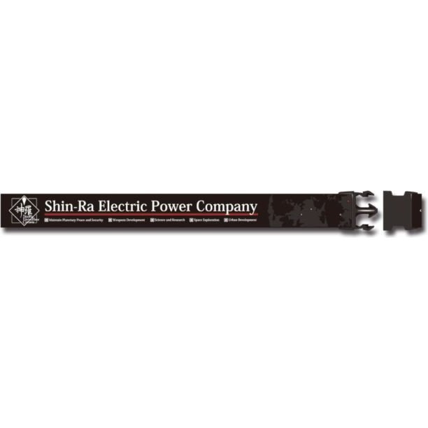 Final Fantasy - Shin-Ra Electric Power Company Suitcase Belt