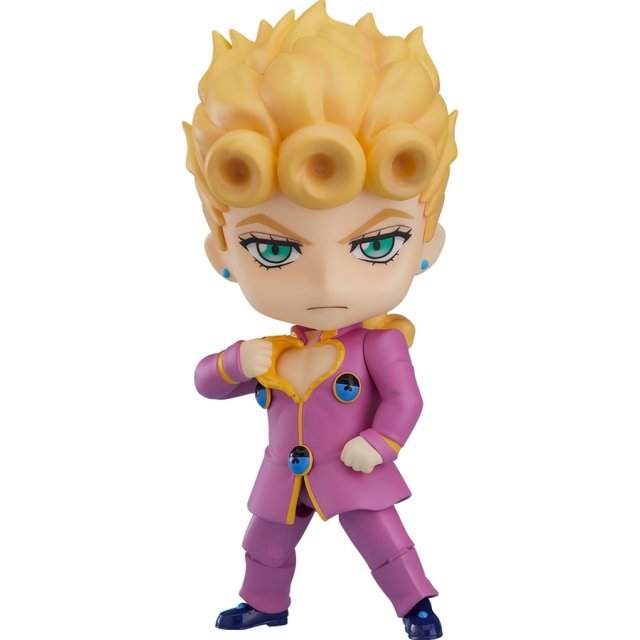 Nendoroid No. 1155 JoJo's Bizarre Adventure Golden Wind: Giorno Giovanna