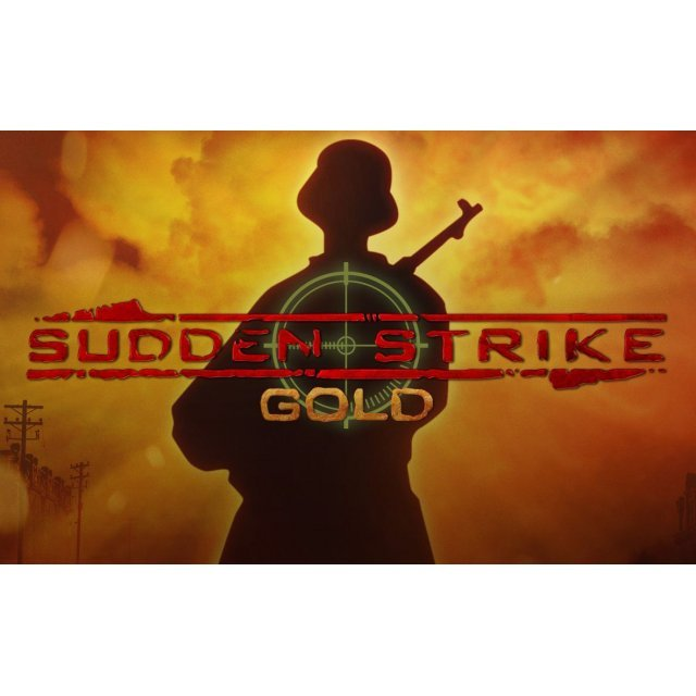 Sudden Strike Gold