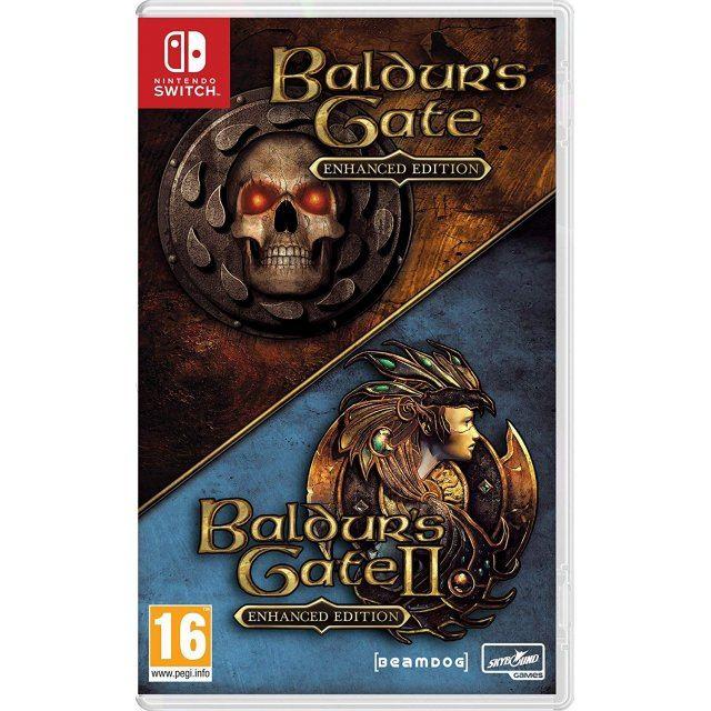 The Baldur's Gate: Enhanced Edition Pack